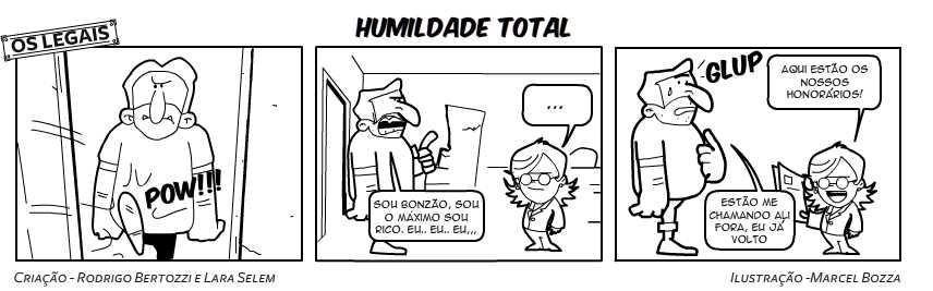 Os Legais em Humildade