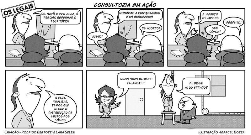 Os Legais em Consultoria em Ação